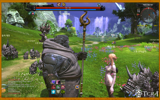 TERA: The Exiled Realm of Arborea - Обзорная экскурсия