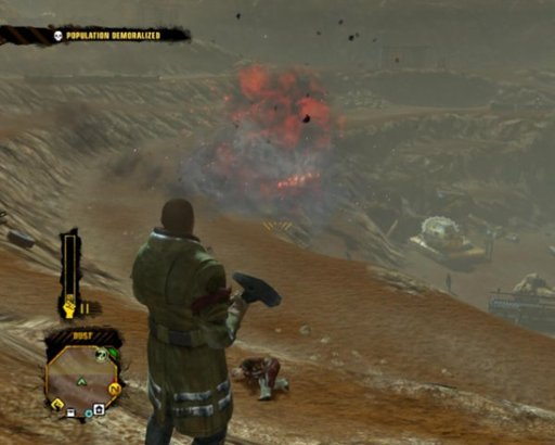 Red Faction: Guerrilla - Обзор Red Faction: Guerrilla от MWorld
