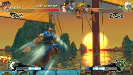 Street Fighter IV - Super Street Fighter 4