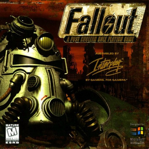 Fallout: A Post Nuclear Role Playing Game - «Война. Война никогда не меняется» . Fallout 12 лет!