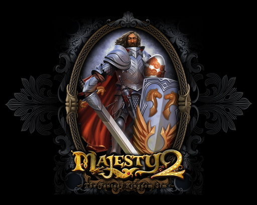 Majesty 2: The Fantasy Kingdom Sim - Настоящая сказка!