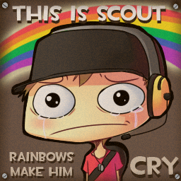 Team Fortress 2 - Why Rainbows Make Scouts Cry