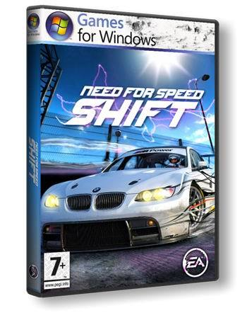 Need for Speed: Shift - Немного о FPS