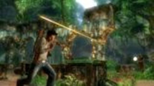 Uncharted: Drake's Fortune - Uncharted и PSP