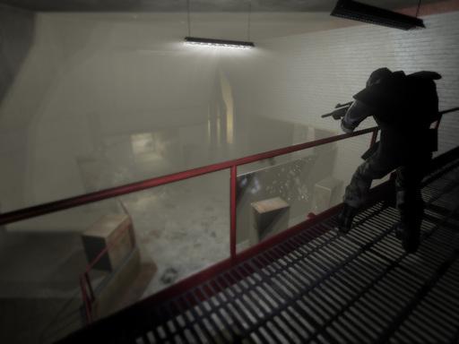 F.E.A.R. - Скриншоты к FEAR Resurrection