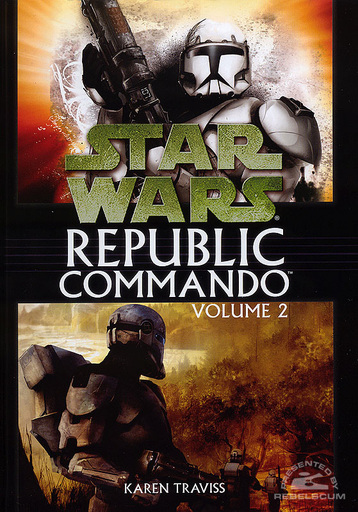 Star Wars: Republic Commando - Книги про командос республики