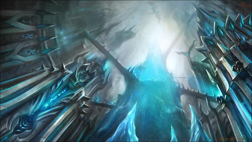 варкрафт ледяной трон скачать торрент - фото 5