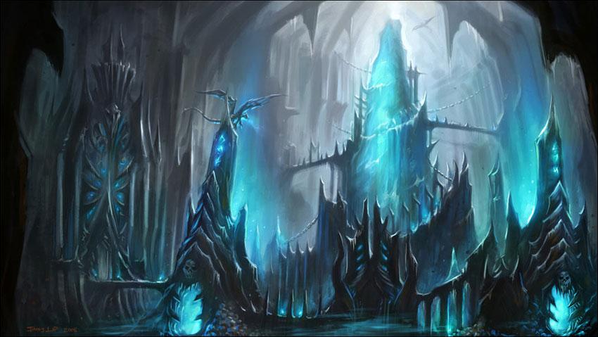 варкрафт ледяной трон скачать торрент - фото 10