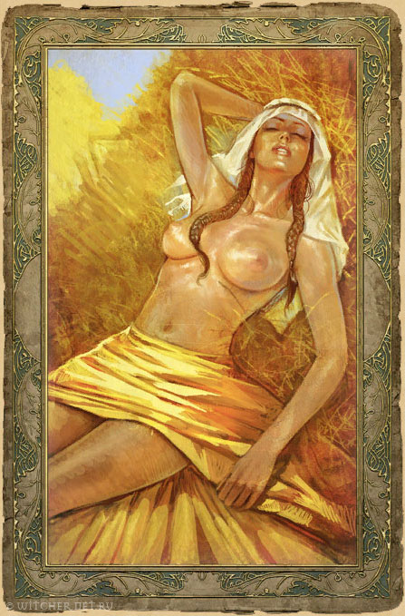 Ведьмак секс карты
