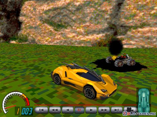 Carmageddon - Carmageddon, ад на колёсах