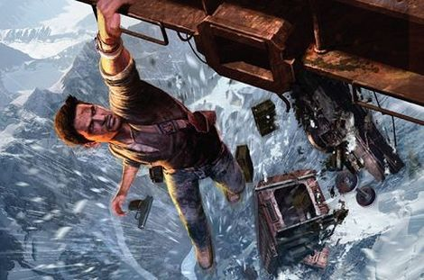 Uncharted 2: Among Thieves - Твой шанс выиграть Uncharted 2 : Fortune Hunter Edition