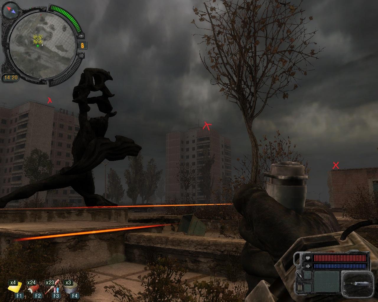 Stalker снайпер прохождение