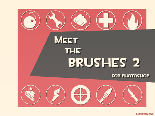 Team Fortress 2 - Meet the brushes 2