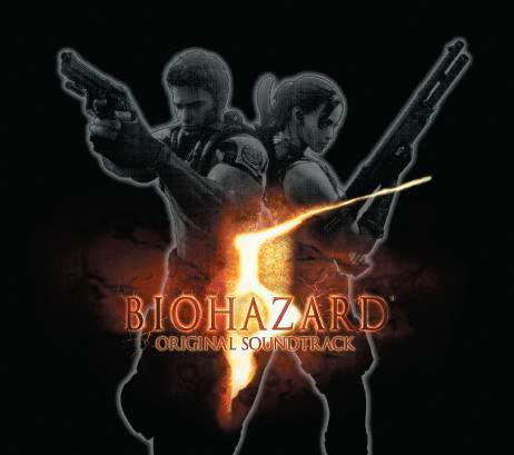 Resident Evil 5 - Original Soundtrack