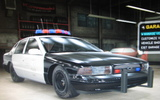 Midnight Club: Los Angeles - DLC Police Car Pack