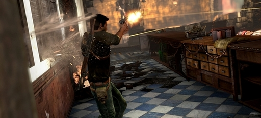 Uncharted 2: Among Thieves - Uncharted 2: бонус для игроков, прошедших Uncharted: Drakes Fortune
