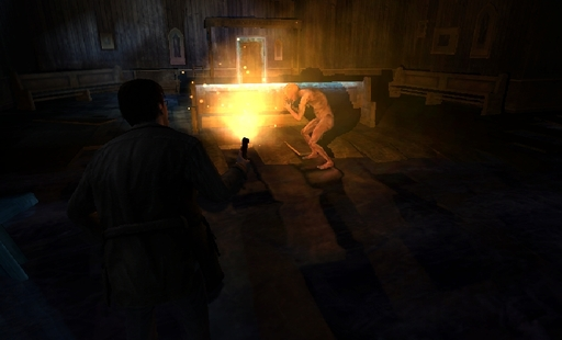 Silent Hill: Shattered Memories - Новые скриншоты (12.10.09)