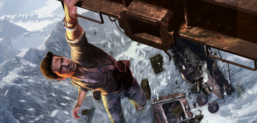 Uncharted 2: Among Thieves - Первые обновления Uncharted 2: Among Thieves ''на лету''