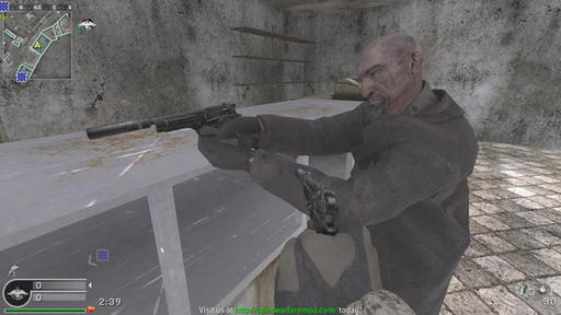 Call of Duty 4: Modern Warfare - OpenWarfare Mod v1.6.3