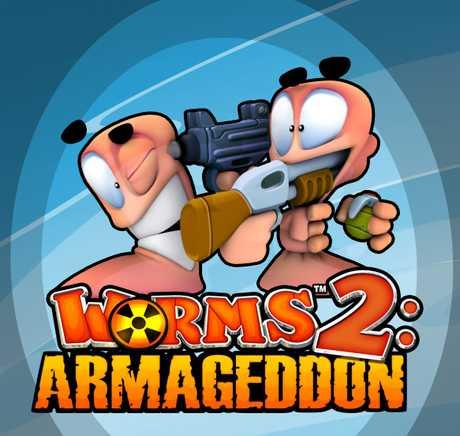 Worms 2: Armageddon - Art of Worms
