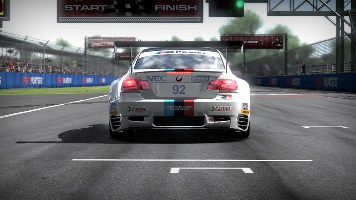 Скриншоты к Need for Speed Shift.