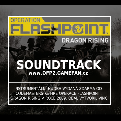 Саундтрек к Operation Flashpoint: Dragon Rising