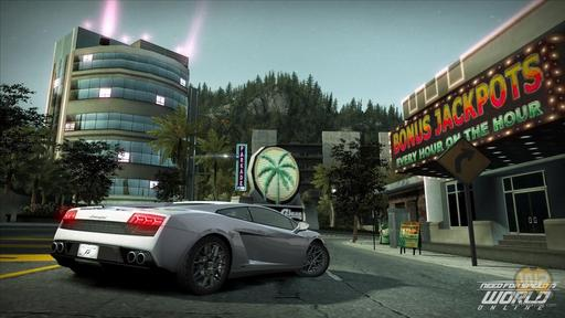 Need for Speed: World - Need for Speed World Online