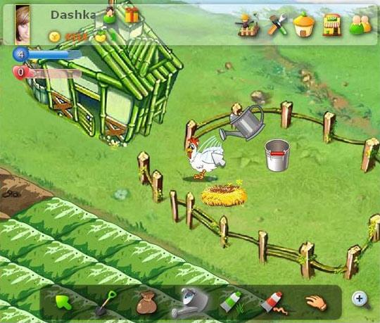Взлом игры счастливый фермер с помощью чарльза. игры в ipa. описание.