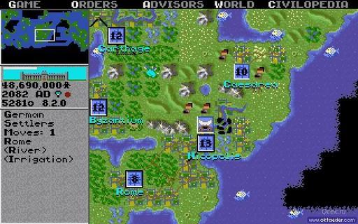 Civilization III - «Цивилизация» в Facebook