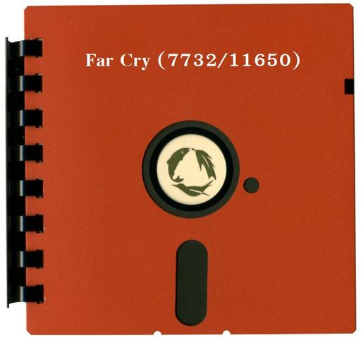 Far Cry - Far Cry на 11,650 дискетах!