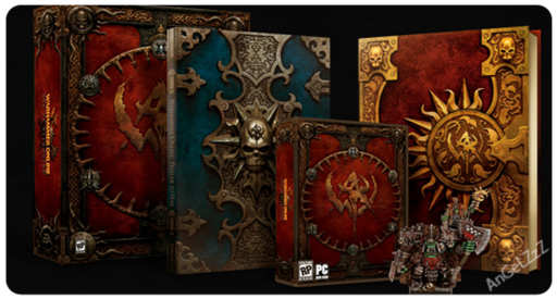Warhammer Online: Age of Reckoning. Collector's Edition.