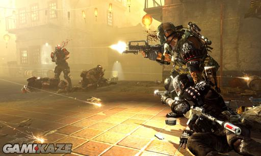Army of Two: The 40th Day - Новые Скриншоты Army of Two: The 40th Day