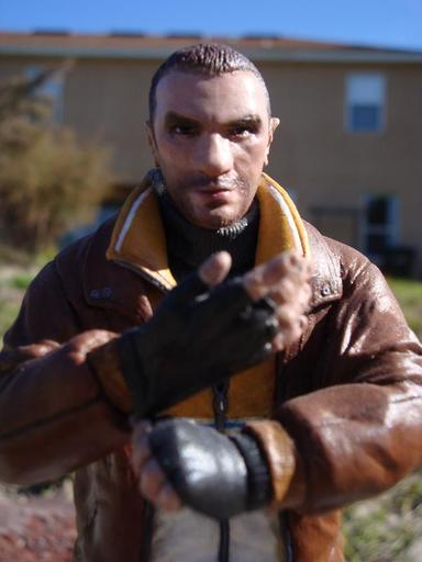 Grand Theft Auto IV - Niko Bellic шаг за шагом