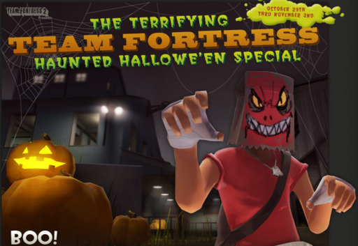 The Halloween Update