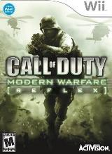 Call of Duty 4: Modern Warfare - Modern Warfare Wii получил новое название и бокс арт