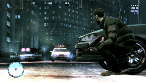 Grand Theft Auto IV - Rockstar Advanced Game Engine