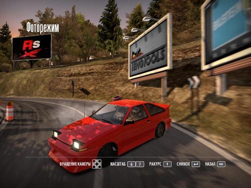 Need for Speed: Shift - O дрифте в NFS SHIFT .