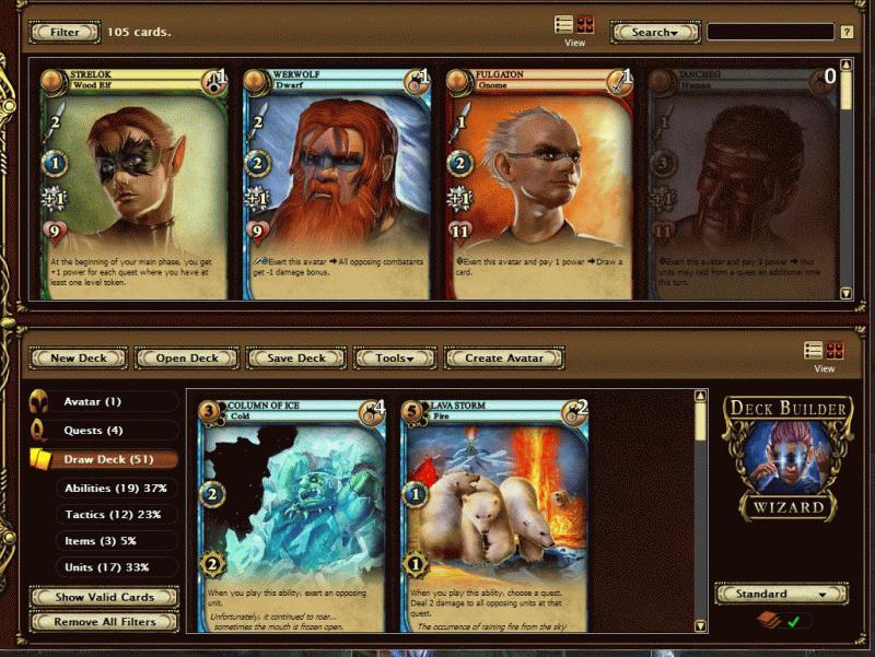Everquest 2 Карты
