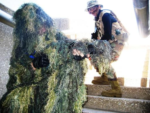 Call of Duty 4: Modern Warfare - Cosplay на тему Modern Warfare