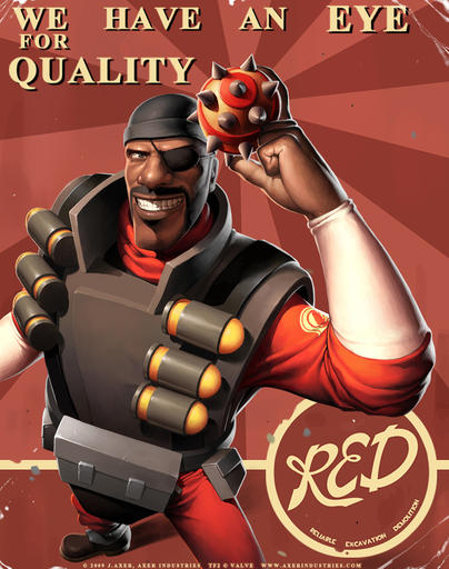 Team Fortress 2 - JayAxer's TF2 Gallery