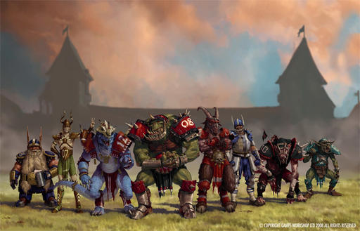 Blood Bowl уже в России