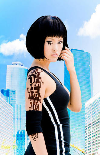 Mirror's Edge - Mirror's Edge Cosplay