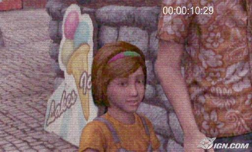 Silent Hill: Shattered Memories - Персоонажи Silent Hill: Shattered Memories.