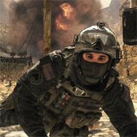 Modern Warfare 2 - Игра Modern Warfare 2 убила сеть PSN.