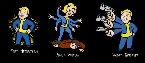 Vault Boy Perks Fallout 3 Wiki Vault Boy