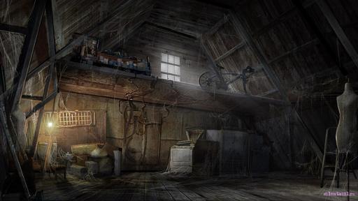 Концепт арты Silent Hill Homecoming Silent Hill