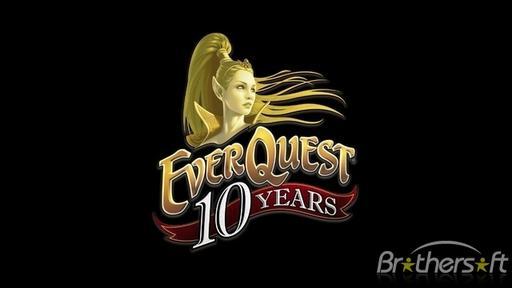 EverQuest - 10 лет EverQuest. Поздравляем!
