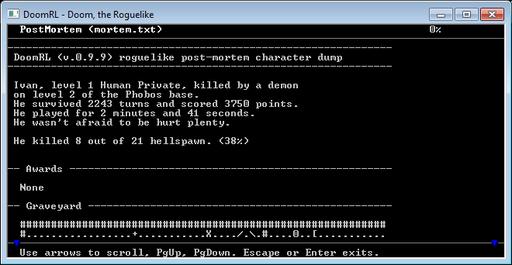 Doom II - Doom Rogue-like: что будет, если скрестить ужа с ежом