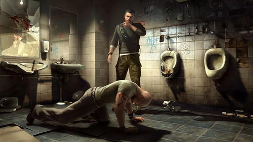 Tom Clancy's Splinter Cell: Conviction - Демо Splinter Cell: Conviction в Assassins Creed 2