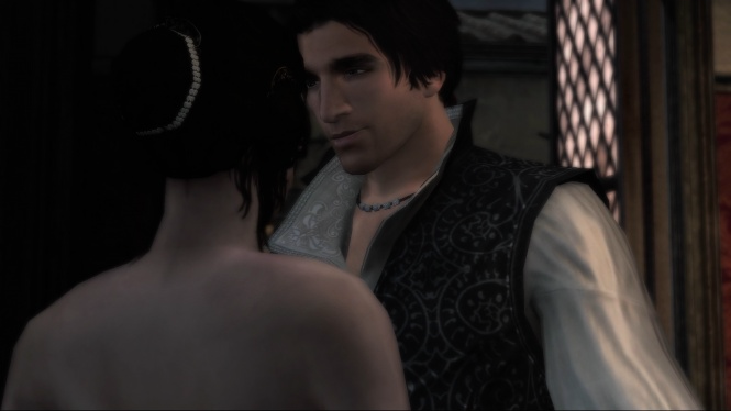 Assassin's Creed II Sex Scene Screens.